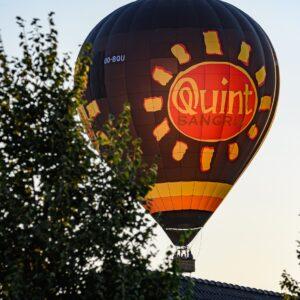 Ballonvaart Lokeren